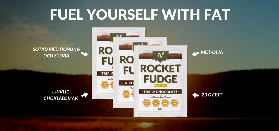 Rocket Fudge Original