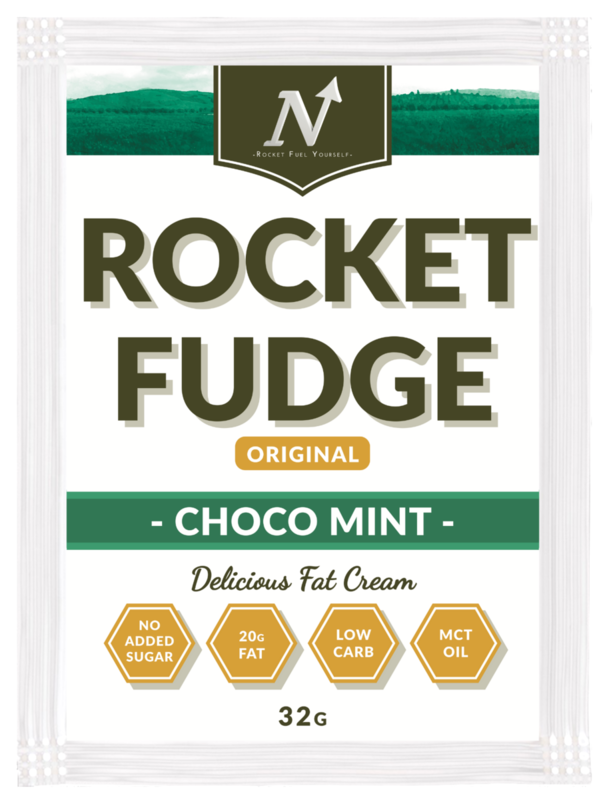 Rocket Fudge Original - Choco Mint